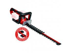 Einhell Expert GE-CH 36/65 Li-Solo Aku nůžky na živý plot 36V, 720mm, bez aku a nabíječky