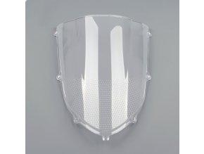 Plexi štít čirý Kawasaki ZX-10R 2004-2005