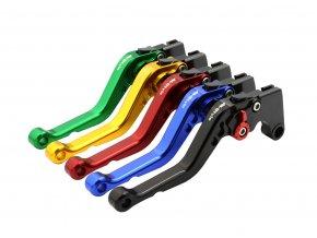 M-Style CNC páčky krátké Husqvarna