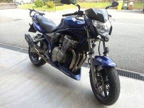 Přední světlo H4 Suzuki