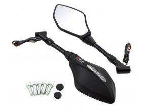 M-Style Optic zrcátka s integrovanými LED blinkry