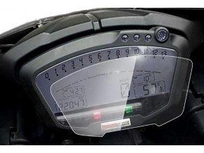 M-Style ochranná fólie budíků Ducati 848 1098 1198