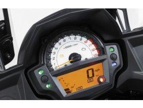 M-Style ochranná fólie budíků Kawasaki Versys 650 BR6N