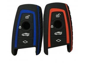 Silikonový obal na klíček BMW F10 F20 F30 Z4 X1 X3 X4 M1 M2 M3 1 2 3 5 7 SERIES