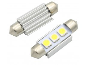 LED žárovka 39mm 12V 3SMD