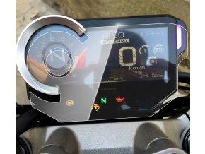 M-Style ochranná fólie budíků Honda CB 1000R 2018-2020