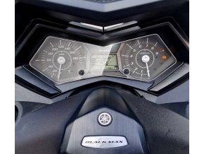 M-Style ochranná fólie budíků Yamaha T-Max 530 2014-2016