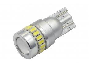 LED žárovka W5W T10 12V 18SMD 3014 1SMD 3030