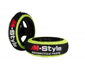 M-Style Digital nahříváky pneumatik 120-200