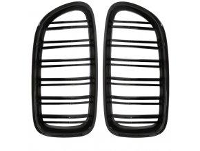 Přední maska ledvinky M-look BMW 5 F10/F11 2010-2016 černá