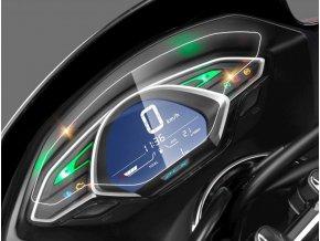 M-Style ochranná fólie budíků Honda PCX150 2018