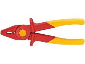 Rovné ploché kleště 180 mm Knipex zplastu - 986201