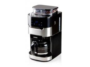 Kávovar s mlýnkem - digitální - DOMO DO721K