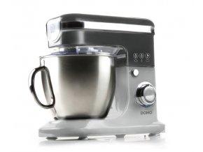 Kuchyňský robot 1200W - DOMO DO1031KR, Příkon: 1200 W, Objem nádoby: 6 l