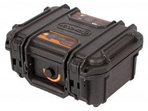 Vodotěsný plastový kufr s pěnovou výplní (S) - TC320082