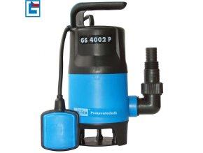 Ponorné kalové čerpadlo GS 4002 P