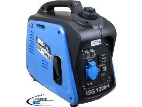 Invertorový generátor ISG 1200-1