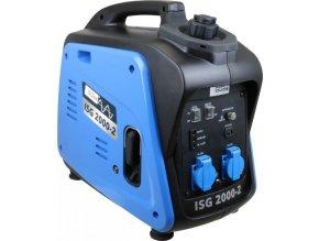 Invertorový generátor ISG 2000-2