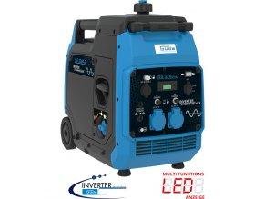 Invertorový generátor ISG 3200-2