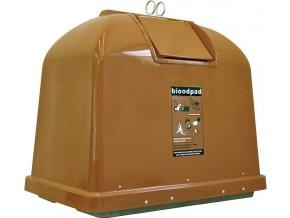 Sklolaminátový kontejner pro BIO odpad - HB 3,2 m3