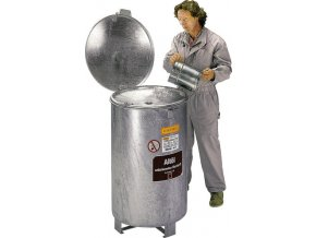 Sběrná nádoba na nebezpečné kapaliny 200 litrů