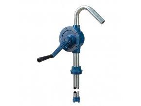 Rotační pumpa - lamelová