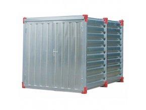 Skladový kontejner 3000x2200x2200