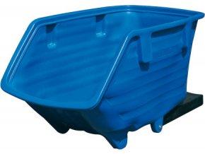 13886 1 plastovy vyklopny kontejner liziny