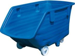 13889 1 plastovy vyklopny kontejner kola