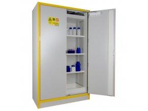 Žáruvzdorná skříň s odolností 30 minut - dvoukřídlé dveře