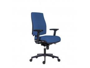 Kancelářská židle ARMIN modrá