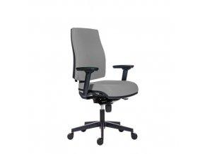 Kancelářská židle ARMIN šedá