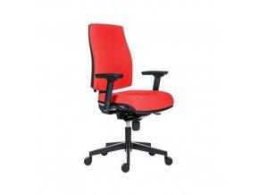 Kancelářská židle ARMIN červená