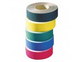 Protiskluzová páska 50 mm x 18,3 m - žlutá