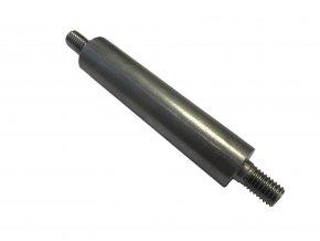 2286 hridel se zavity delka 120 mm