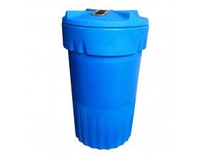 27170 plastovy kos na trideni odpadu papir