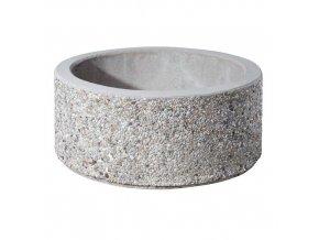 Betonový květináč 1000 x 430 mm