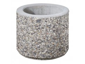 Betonový květináč 500 x 430 mm