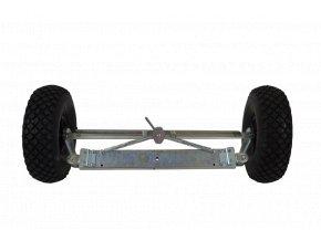 2190 pridavna zadni kola triglav s brzdou pro mokar velky