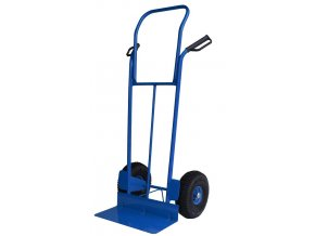 Rudl PROFI nábytkový 400 kg RN56 (Nosnost 400 kg, Průměr kola 300 mm, Velikost lopaty 500 x 225 mm)