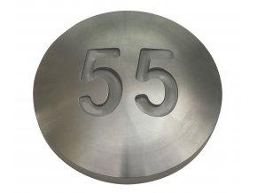 587 nerezovy terc 100mm nabehova hrana 10mm s cisly