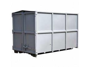 Kontejner AVIA se střechou 1084 800x800