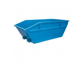 Vanový kontejner, mulda - 7 m3