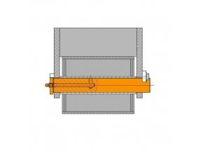 Čep rolny Abroll 200 mm