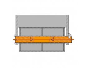 31961 cep rolny abroll 300 mm