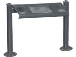 Opěrná lavička 900 mm