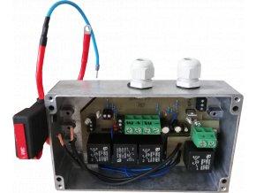 32222 elektronika extra power komplet s kosem baterie