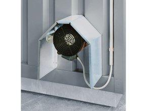 Ventilace nucená EX pro sklady 7632, 7633 a 7634
