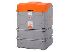 CUBE-nádrž na naftu Outdoor Basic 2500 l
