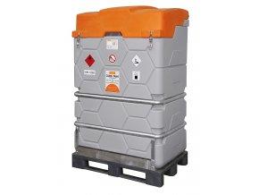 CUBE Tank Mobil - mobilní nádrž na naftu CUBE 1000 l(10700)